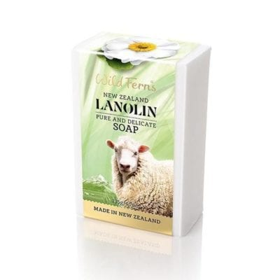 Lanolin soap 98% natural