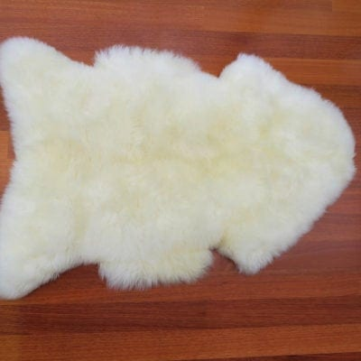 Sheepskin Yoga Rug for Meditation & Kundalini Yoga