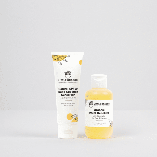 Little Dragon Summer Essentials Skincare Pack -Ecowool