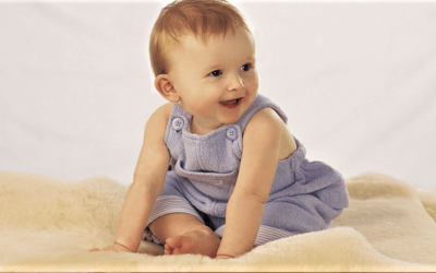 Benefits of Using a Sheepskin Baby Rug