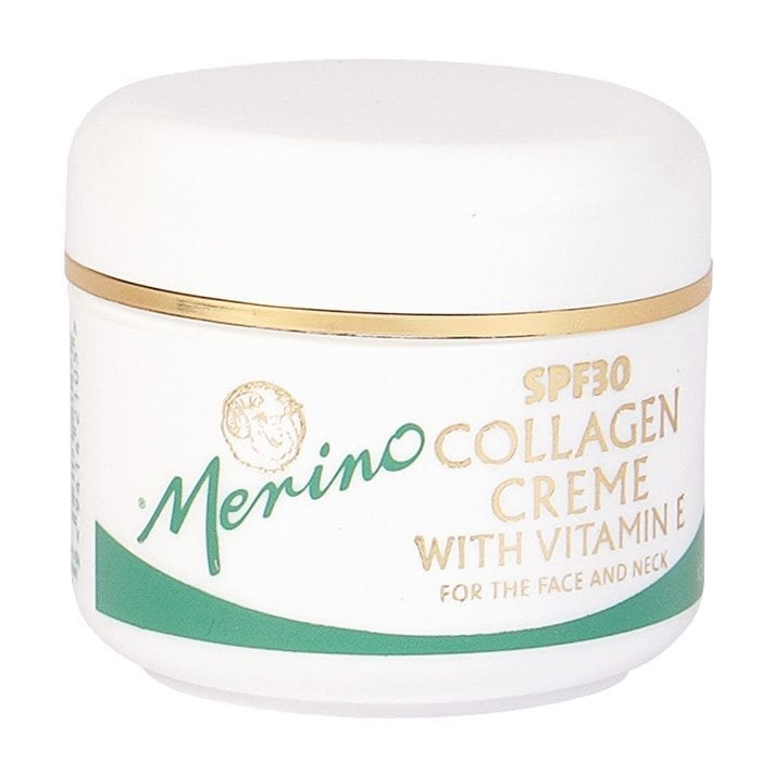 Merino Lanolin & Collagen Face Crème From Ecowool