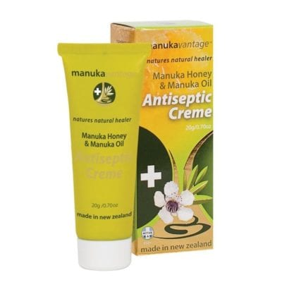 manuka honey anticeptic creme - ecowool