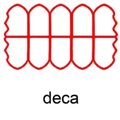 shape of sheepskin - Deca Rug