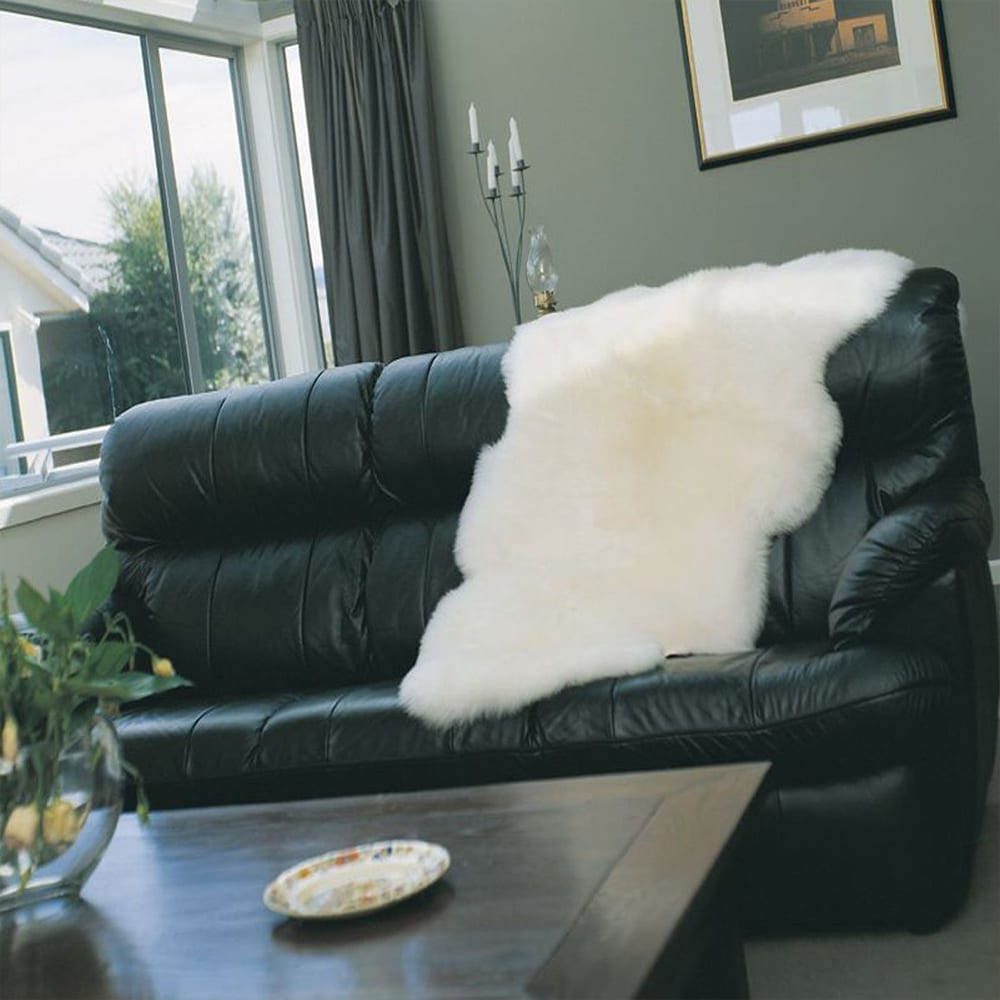 Windward Sheepskin Double Rugs